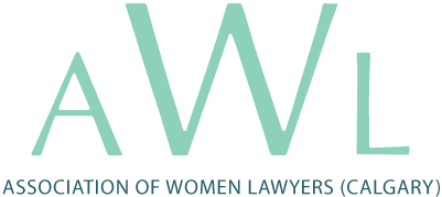 Association of Women Lawyers - Calgary, Alberta, Canada